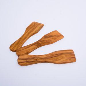 Olive Wood Scraper 1
